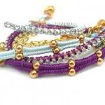 Friendship Bracelets leathe..